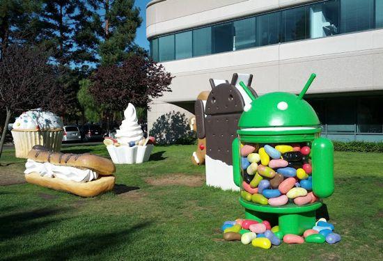 android-Android端末のアクティベーション総数が5億台突破、1日あたりの増加では130万台以上