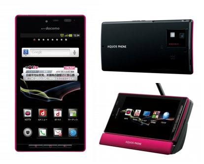 android-AQUOS PHONE SH-06D