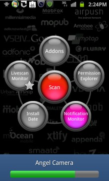 android-Addons-Detector