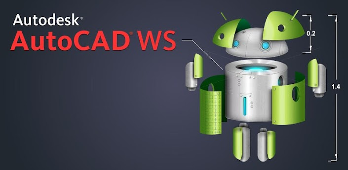AutoCAD WS-Android