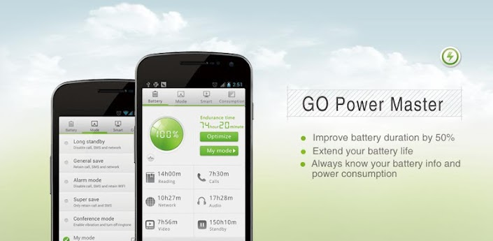 GO Power Master-Android