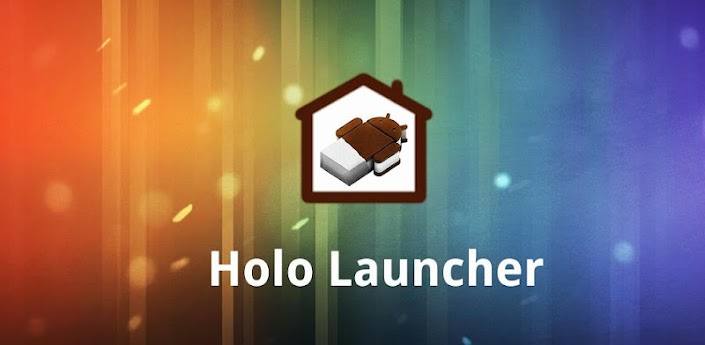 Holo Launcher-Android
