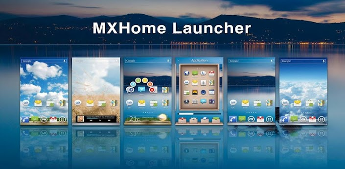 MXHome Launcher-Android