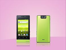 android-P-01D