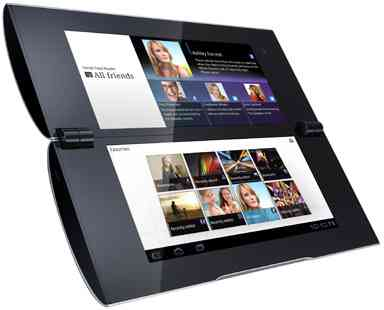 android-Sony Tablet P