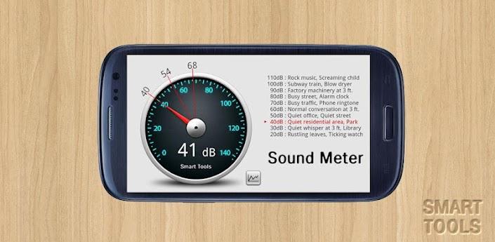 騒音計 - Sound Meter-Android