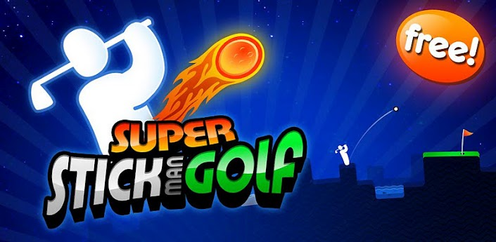 Super Stickman Golf-Android
