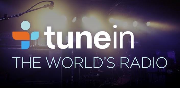 アプリ「TuneIn Radio」ラジオで世界を聴く #Android