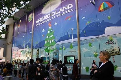 andoridland-show