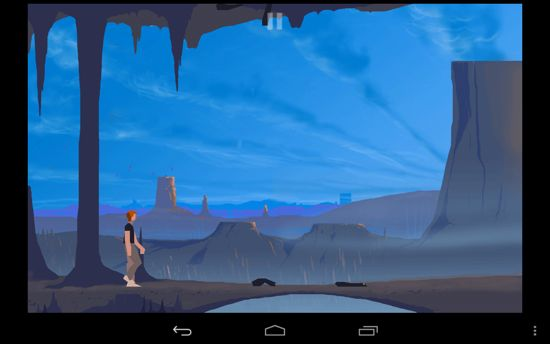 android-発売から21年、難解ゲーム「アウターワールド -Another World-」のAndroid版がリリース
