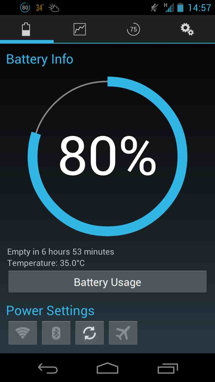 android-Battery Widget? Reborn! (BETA)