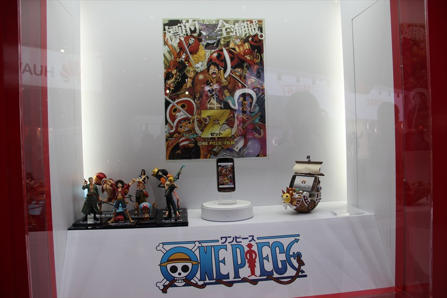 android-oN-02E ONE PIECE