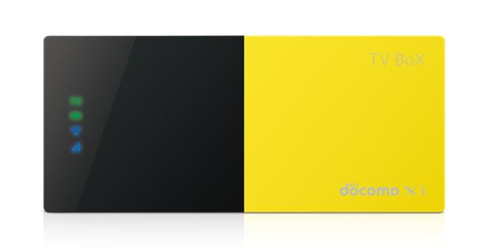 フルセグ・ワンセグ・NOTTVチューナーとルーターとバッテリーを兼ねる「TV BOX」、ドコモから本日発売