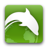 android-Dolphin Browser HD