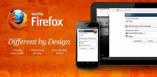 android-firefox-10