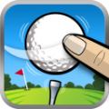 android-Flick Golf