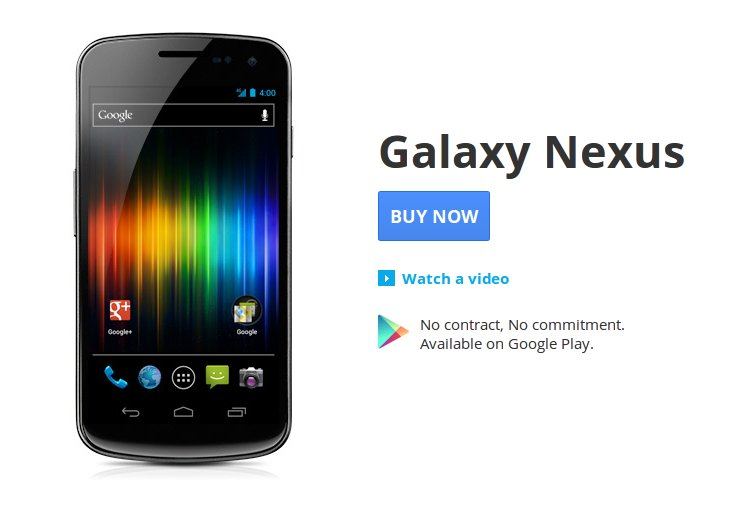 android-galaxy nexus