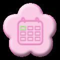 android-レディースカレンダー