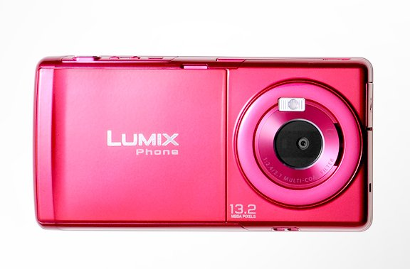 android-LUMIX Phone P-02D