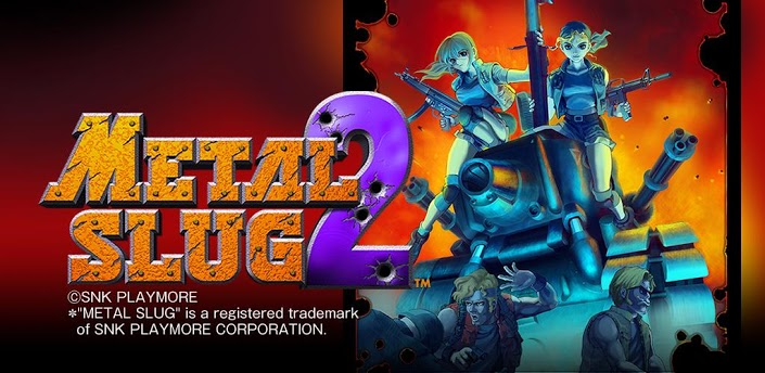 METAL SLUG 2-Android