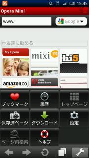 Opera mini3