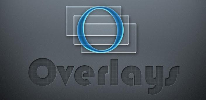 アプリ「Overlays」あらゆるウィジェットやショートカットをオーバーレイ表示可能に #Android