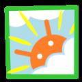 android-ピンポイント天気