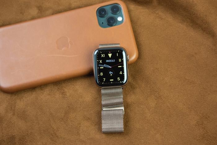 apple watch 文字 盤 自作