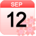 Sakura Calendar Widget 2(桜の暦)