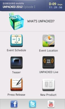 android-UNPACKED 2012