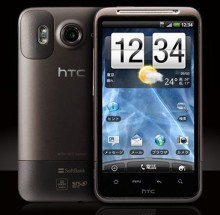 android-HTC Desire HD SoftBank 001HT