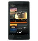 android-AQUOS PAD SHT21