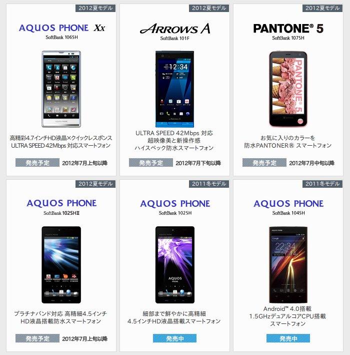 android-softbank