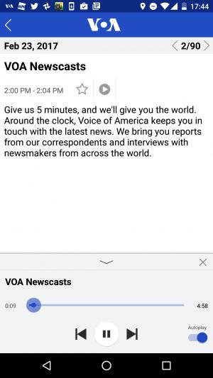 VOA / VOA News