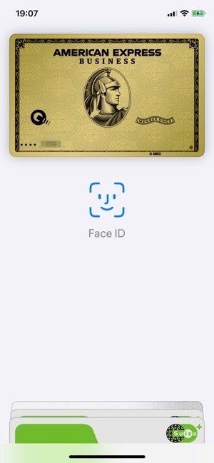 Apple Pay お店で使う