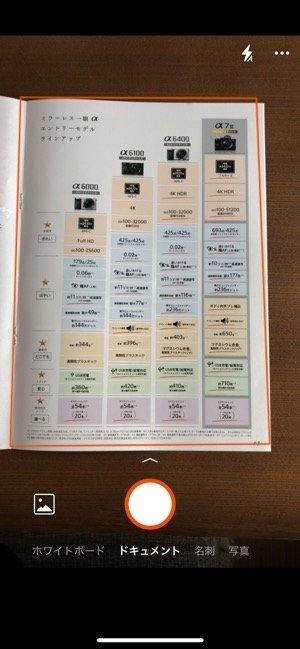 iPhoneアプリ100選 Microsoft Office Lens