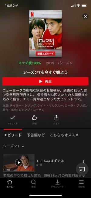 Netflix おすすめ オレンジ・イズ・ニュー・ブラック