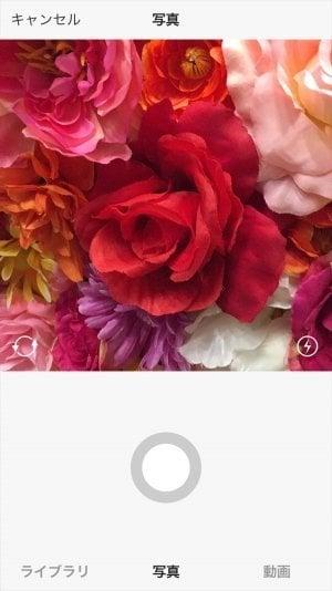 iPhone 無料 動画 カメラアプリ インスタグラム