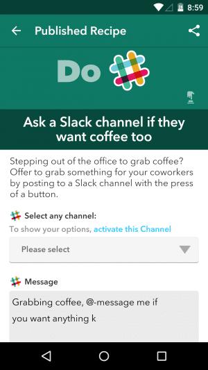 Do Button:Slackでお茶に誘う