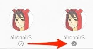 Instagram:消えるダイレクトメッセージの足跡
