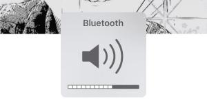 iPhone:Bluetooth接続時の音量調節