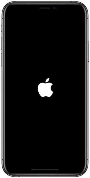 iPhoneが重い 再起動