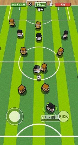 おすすめはこれ、サッカーゲームアプリ 鉄板まとめ(iPhone/Android) 机でサッカー