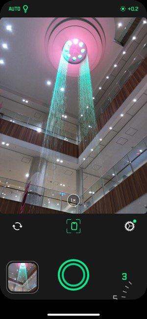 iPhoneアプリ100選 Spectreカメラ