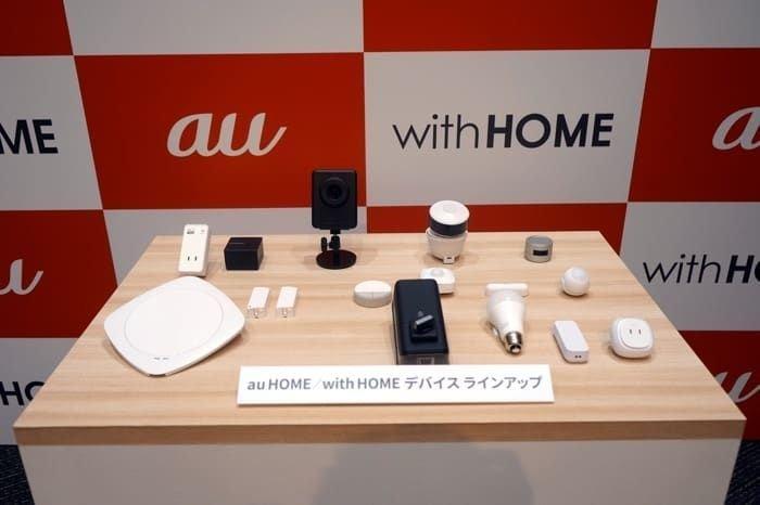 「au HOME」に5つの新製品が登場 睡眠モニター・スマートロック・スマート電球など