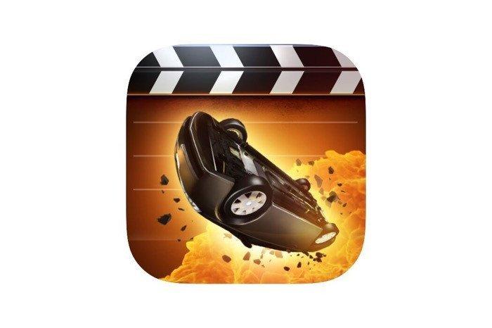 爆発にビーム、映画級のCG合成が簡単にできるアプリ「Action Movie FX」