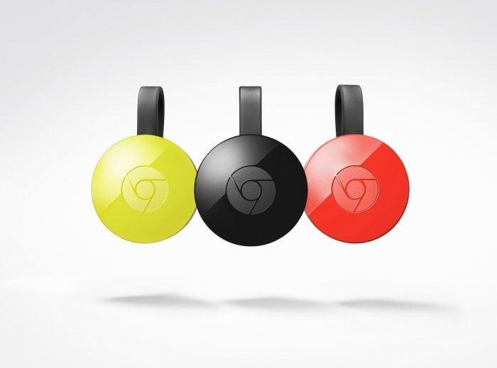 Google、新しい「Chromecast」と「Chromecast Audio」を発売 価格は4980円