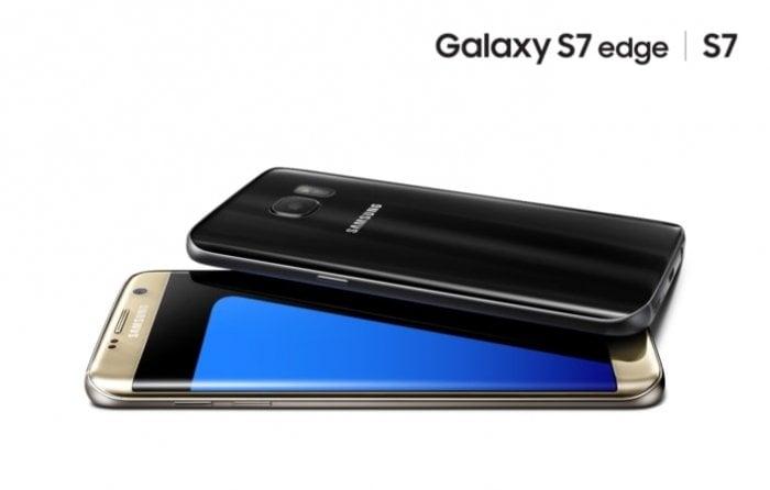 サムスン、最新フラッグシップ「Galaxy S7」「Galaxy S7 edge」発表