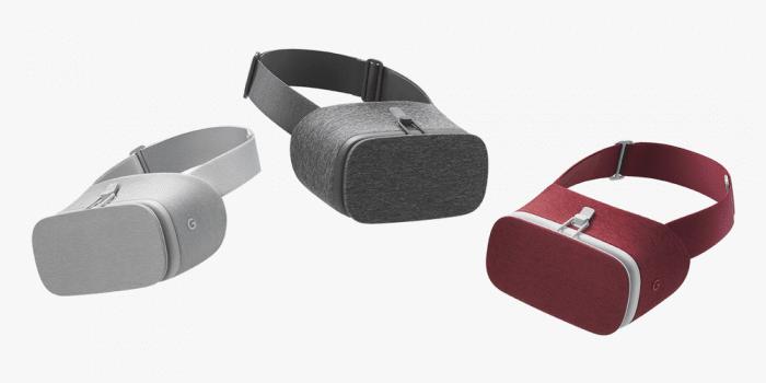 グーグル、79ドルのVRヘッドセット「Daydream View」を発表