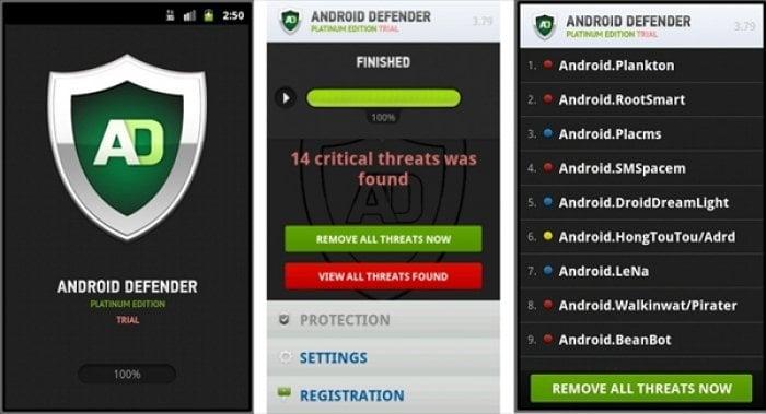 スマホを人質に取る偽ウイルス対策アプリ出現、Androidを狙うランサムウェア流行の兆し